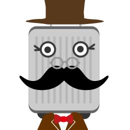 スーツケース伯爵