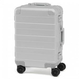 無印アルミスーツケース